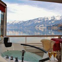 Seeromantik mit ausfahrbarem Whirlpool