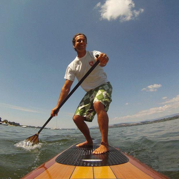 Safari lacustre en Stand Up Paddle