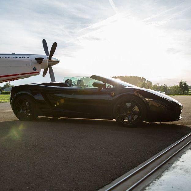 Lamborghini Gallardo Spyder 4 Stunden