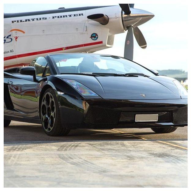 Location Lamborghini Gallardo Spyder 1 jour