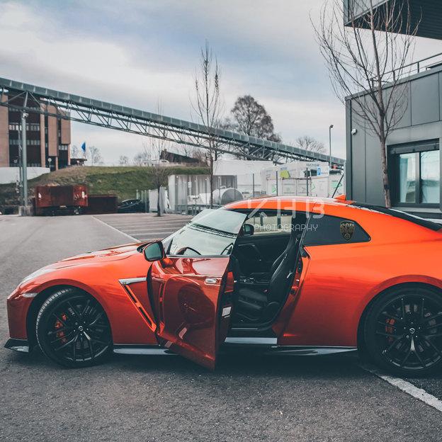Nissan GT-R R 35 für 3 Stunden
