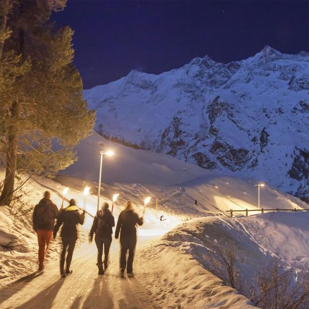 Walliser Berghüttenzauber für 1 Erwachsenen