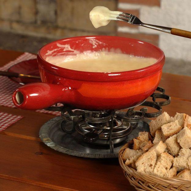 Balade aux flambeaux avec fondue à Saas-Fee, 1 adulte