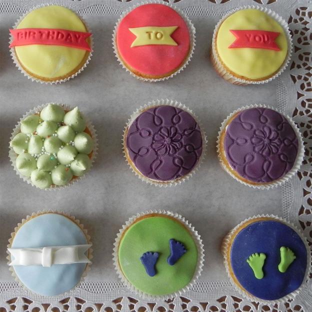 Cupcake-Workshop in St. Gallen