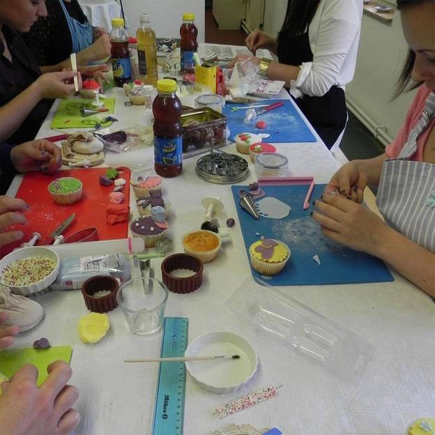 Atelier Cupcake à Saint Gallen