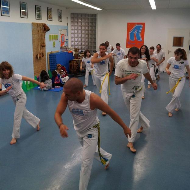 Bon de 5 cours de Capoeira