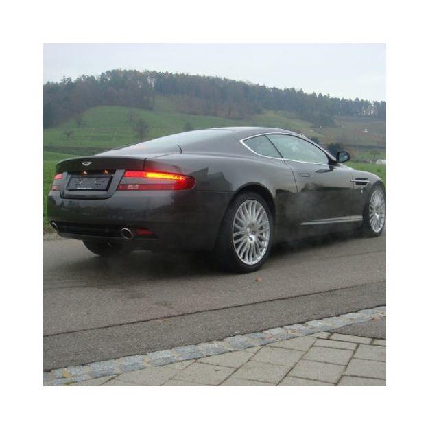 Location d'une Aston Martin DB96 V12 pour 1 jour