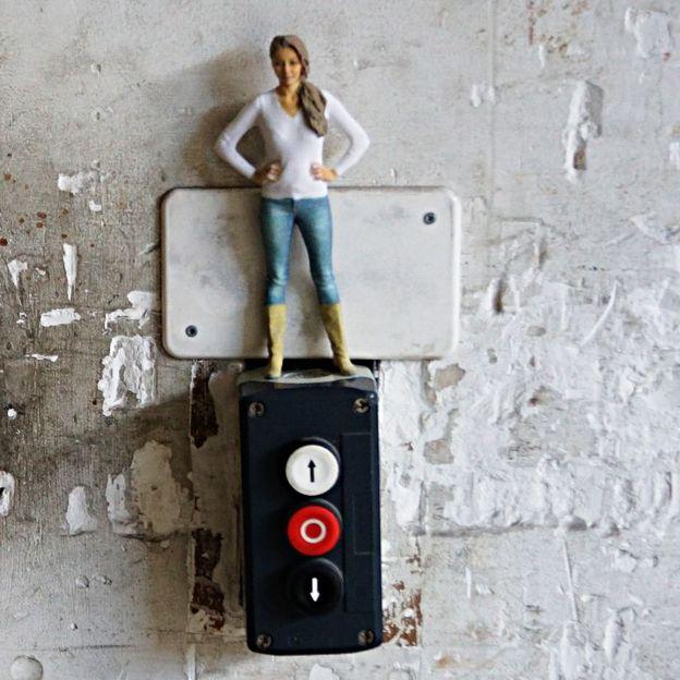 Mini-Me: Dein Abbild aus dem 3D-Drucker (15 cm)