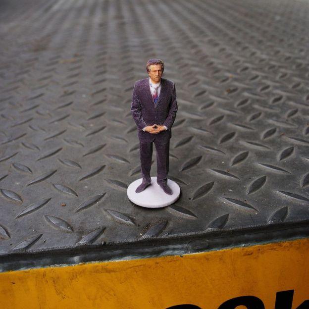 Mini-Me: Dein Abbild aus dem 3D-Drucker (20 cm)