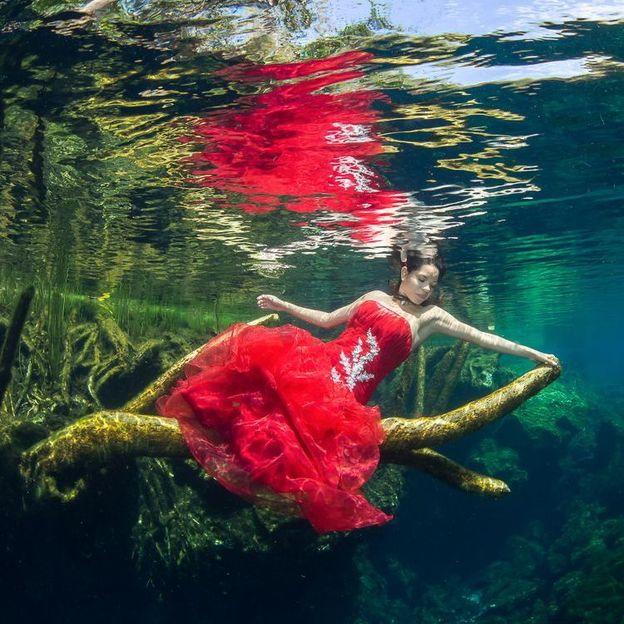 Shooting Photos Aquatiques en Suisse (1 pers)