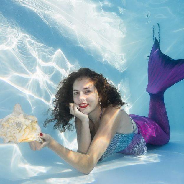 Unterwasser Fotoshooting in der ganzen Schweiz