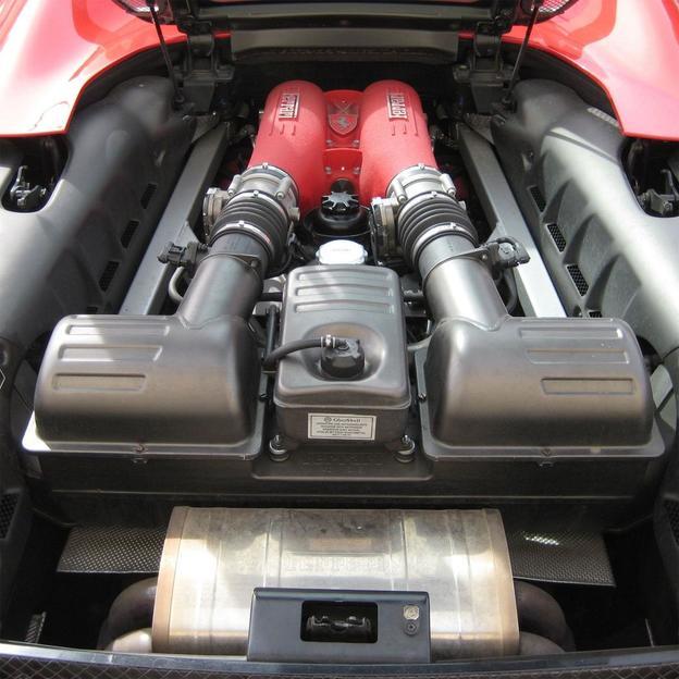 Ferrari F430 Spider pour 4 heures
