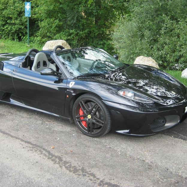 Ferrari F430 Spider 4 Stunden