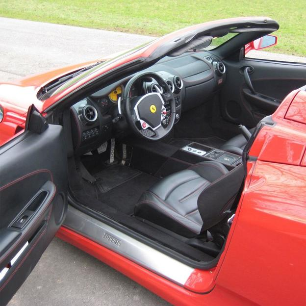 Ferrari F430 Spider 1 jour