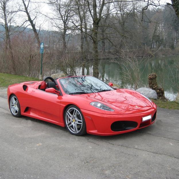 Ferrari F430 Spider 1 Tag