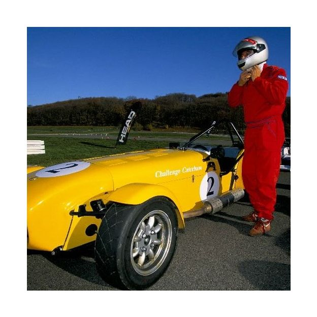 Formation de conduite sur Caterham Lotus 7
