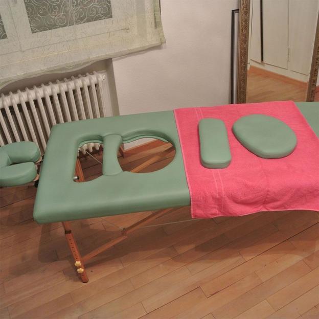 Schwangerschaftsmassage in Zürich