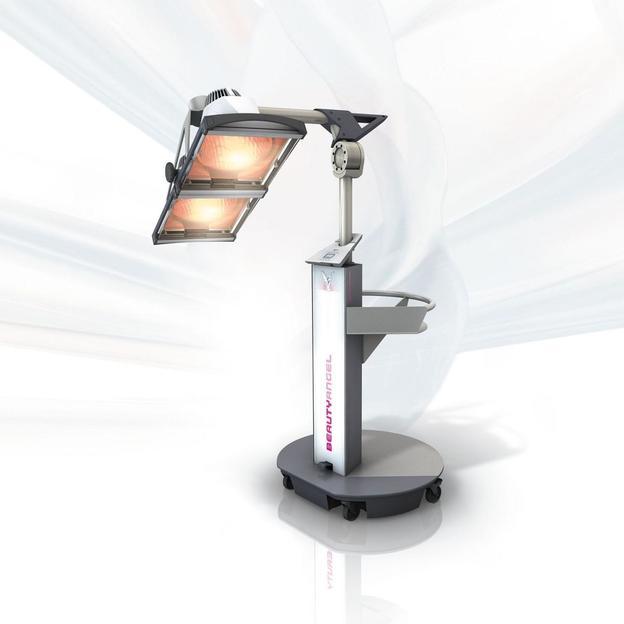 Intensiv-Wellnessbehandlung mit Licht Booster