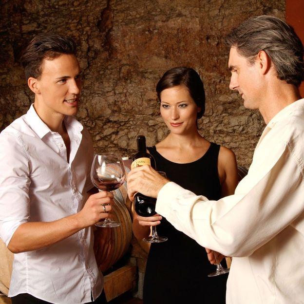 Wein-Pass für eine Degustation in 4 Weinkellern