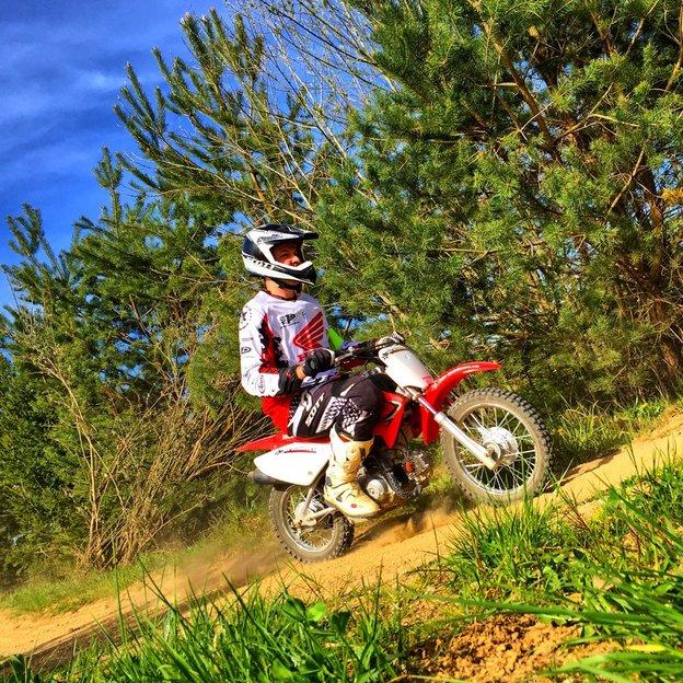 Initiation au Motocross avec un champion d'Europe