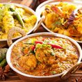 Indisches 3-Gänge-Menu für 2 Personen