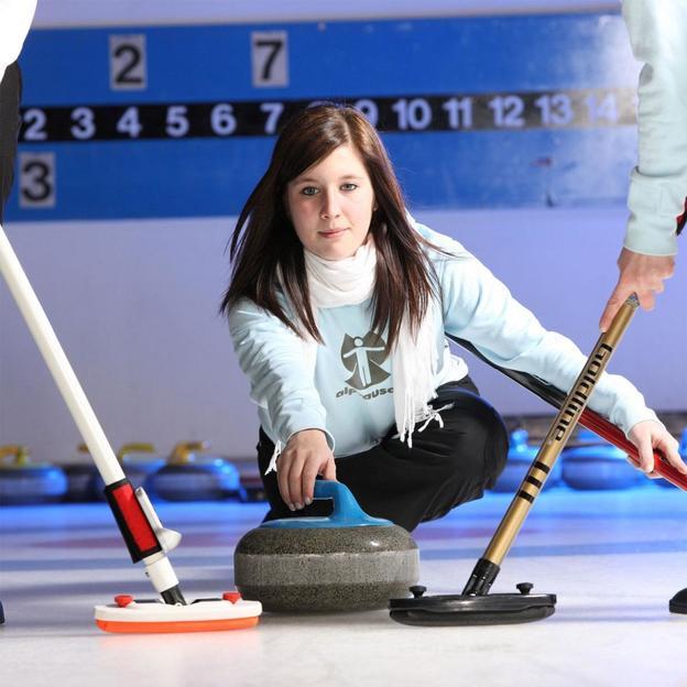 Cours de Curling (8 pers)