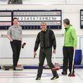 Plausch Curling in Baden für 8 Personen