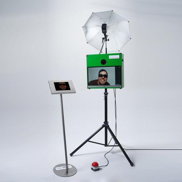 Knipsbox - Der Fotoshooter zum Mieten