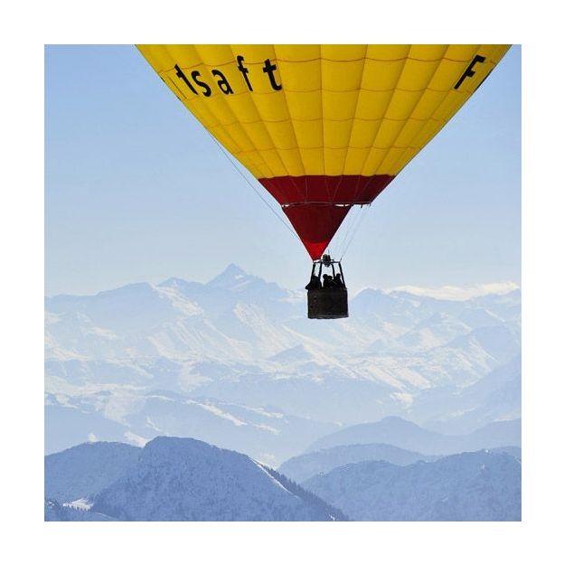 Kleine Ballonfahrt in Grossraum Zürich