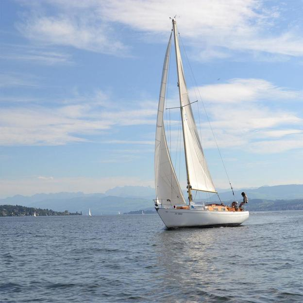 Nuitée romantique en voilier sur le Lac de Zurich