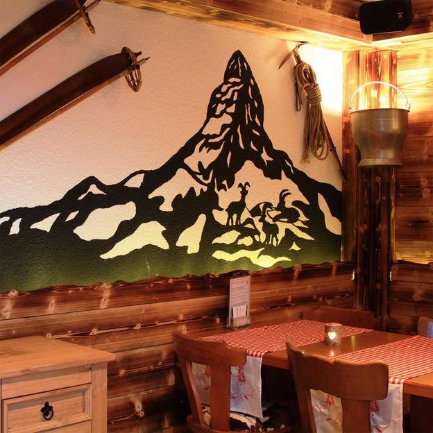 Hüttenromantik mit Fondue für 2 Personen