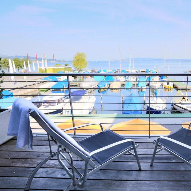 Nuitée romantique Lac de Zurich