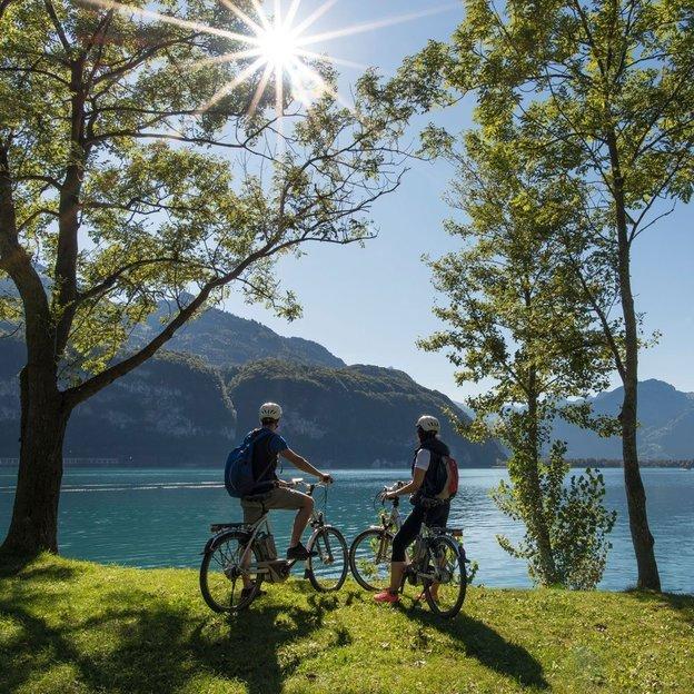 Kulinarische E-Bike-Tour Walensee