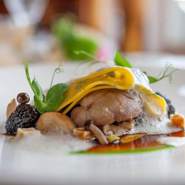 Degustationsmenü im Gourmetrestaurant La Brezza