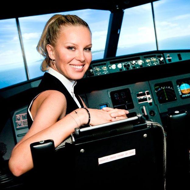 Flugsimulator im Airbus A380 Cockpit (90 Minuten)