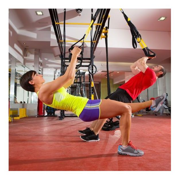 TRX Suspension Training (1 Lektion)