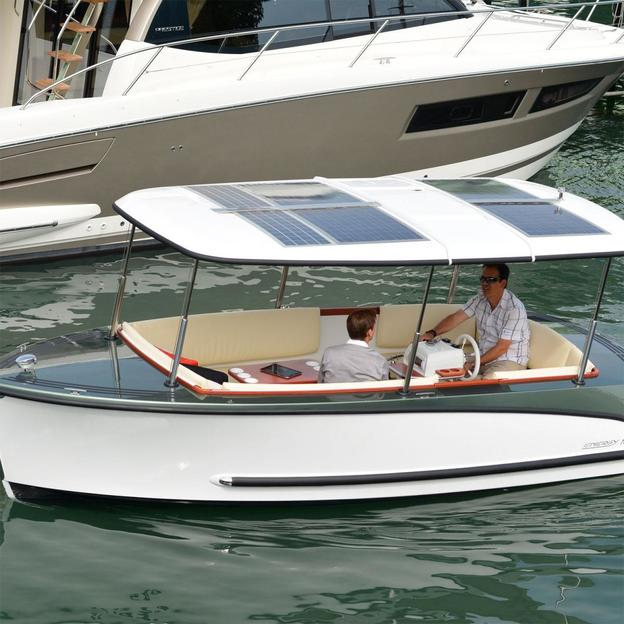 Bootsausflug auf dem Zürichsee (1 Tag)