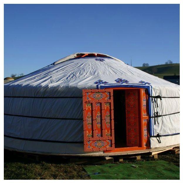 Nuitée dans une yourte mongole