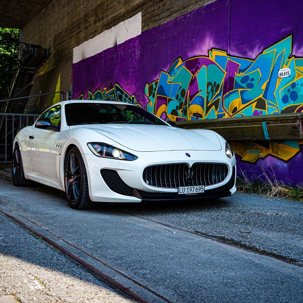 Maserati Gran Turismo MC Stradale 3 Stunden