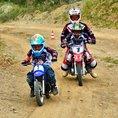 Motocross fahren für Kids ab 4 Jahren