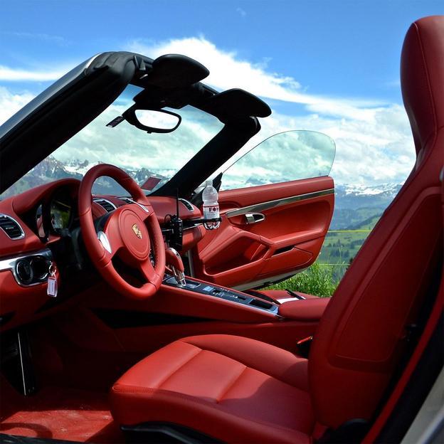 Porsche Boxster S für 12 Stunden mieten