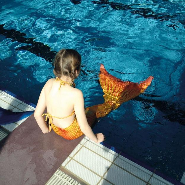 Cours de natation Sirène pour enfant et adulte