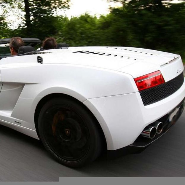 Lamborghini Gallardo 5.0 V10 Coupé 1 Stunde