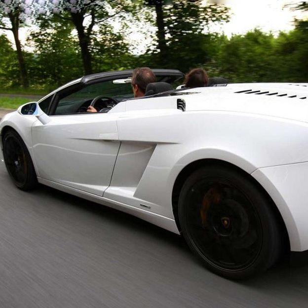 Lamborghini Gallardo 5.0 V10 Coupé 3 Stunden