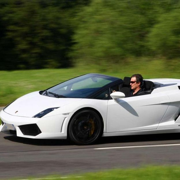 Lamborghini Gallardo 5.0 V10 Coupé 4 Stunden