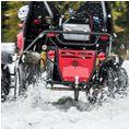 Quad / BuggyCross sur neige et glace à Pontresina