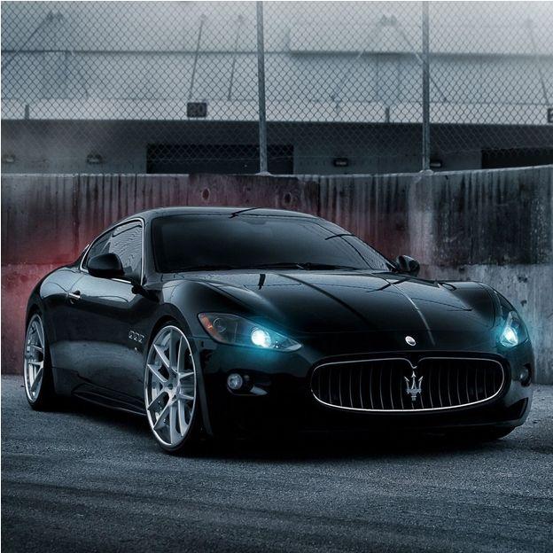 Maserati GranTurismo für ein Wochenende (Lang)
