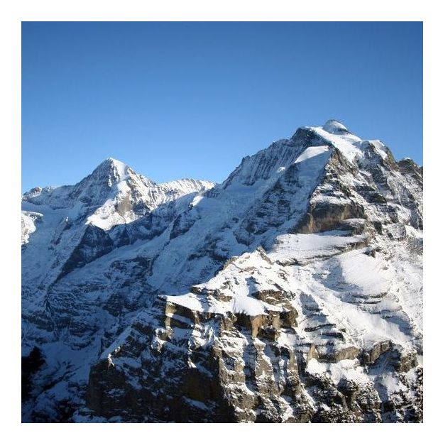 Weekend Romantique avec vol en hélicoptère (Jungfraujoch)