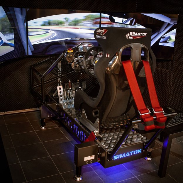 Exclusif Simulation Automobile 1 heure