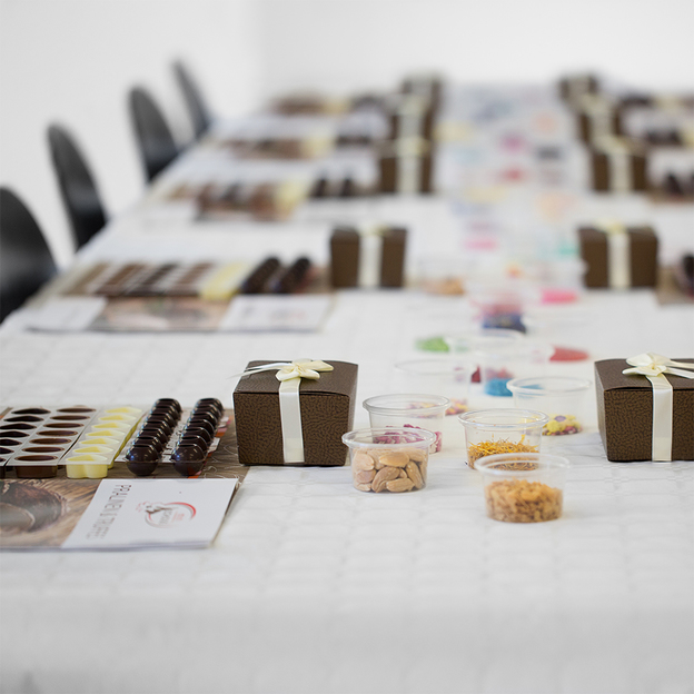 Stage de confiserie: Pralinés et Truffes au chocolat